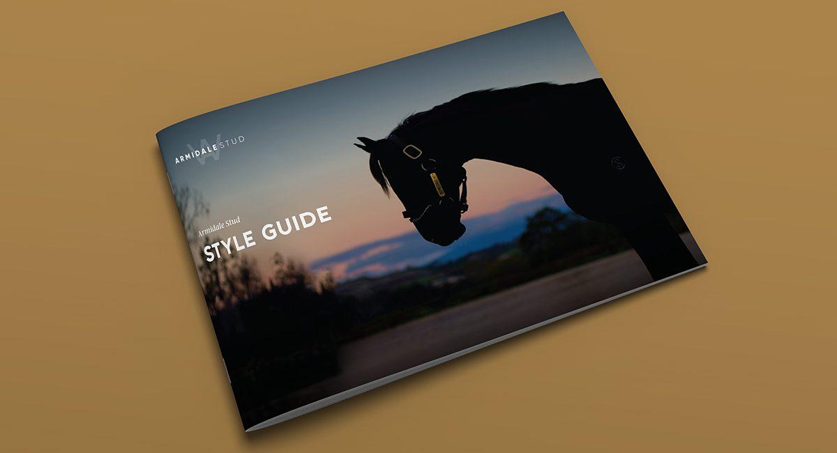 Armidale Stud Style Guide