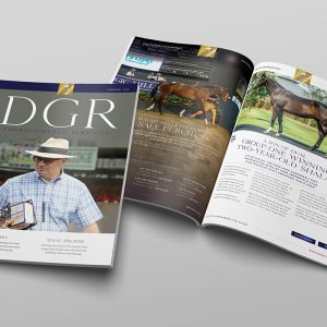 DGR Thoroughbreds Yearling Purchases